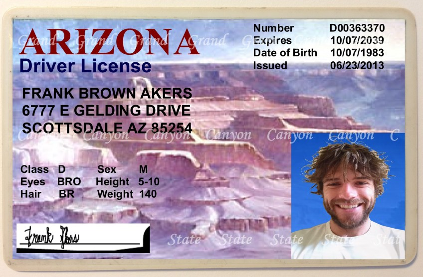az drivers license Your #1 site for the arizona driver's license practice tests take our free mvd practice test now 25 california driver's license questions & answers, learn how to.